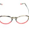 ERREBE SENCELLES 100 HAVAN AND RED ACETATE HANDMADE F