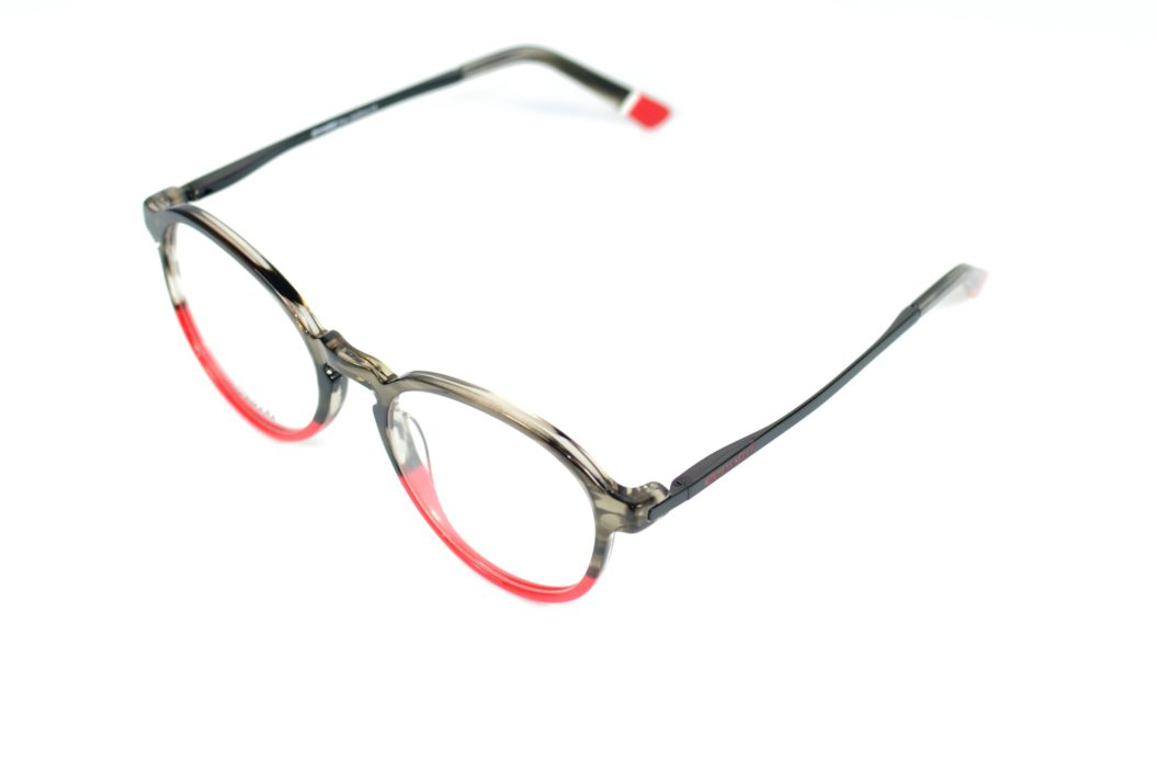 ERREBE SENCELLES 100 HAVAN AND RED ACETATE HANDMADE L