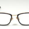 SR OWL 2065 C2 51-19-140 BLACK ACETATE-GOLDMETAL SP DESIGN F